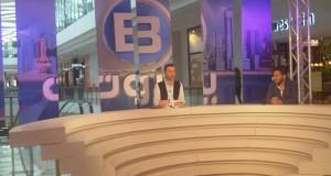 وائل سعيد في برنامج (ببيروت) مع الإعلامي بلال العربي على الـLbc الفضائية اللبنانية