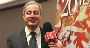 فوزي الصقلي رئيس مهرجان فاس