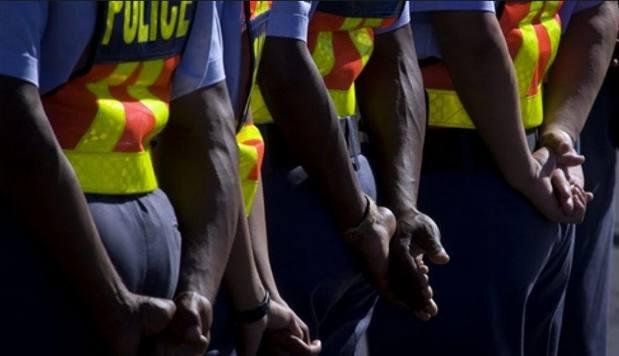 police-afrique-du-sud