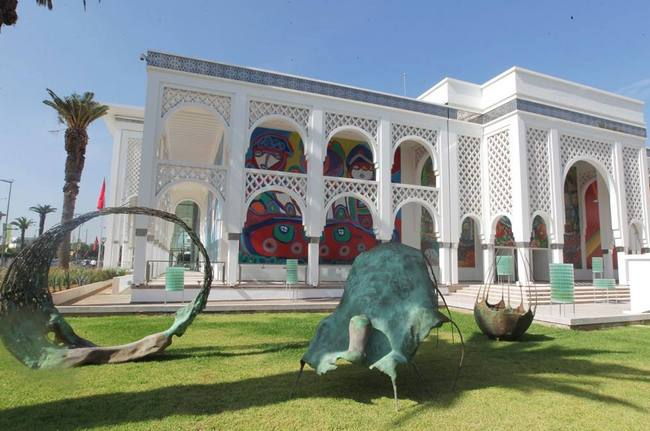 Musee-Mohammed-VI-Art-Moderne-Contemporain-Maroc